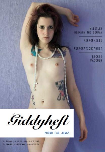 Giddyheft #8
