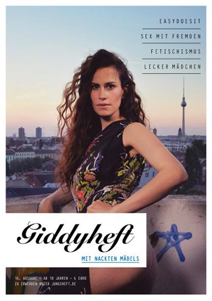 Giddyheft #16