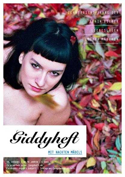 Giddyheft #18