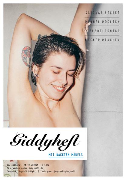 Giddyheft #20