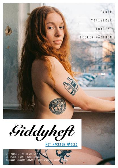 Giddyheft #21