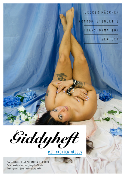 Giddyheft #26